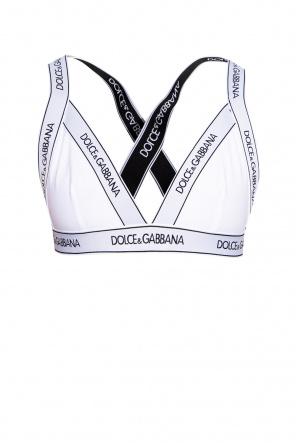 Bra with logo od Dolce & Gabbana