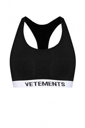 Cropped training top od VETEMENTS