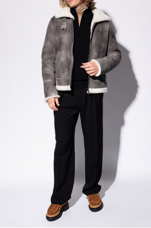 Cashmere turtleneck sweater od The Row