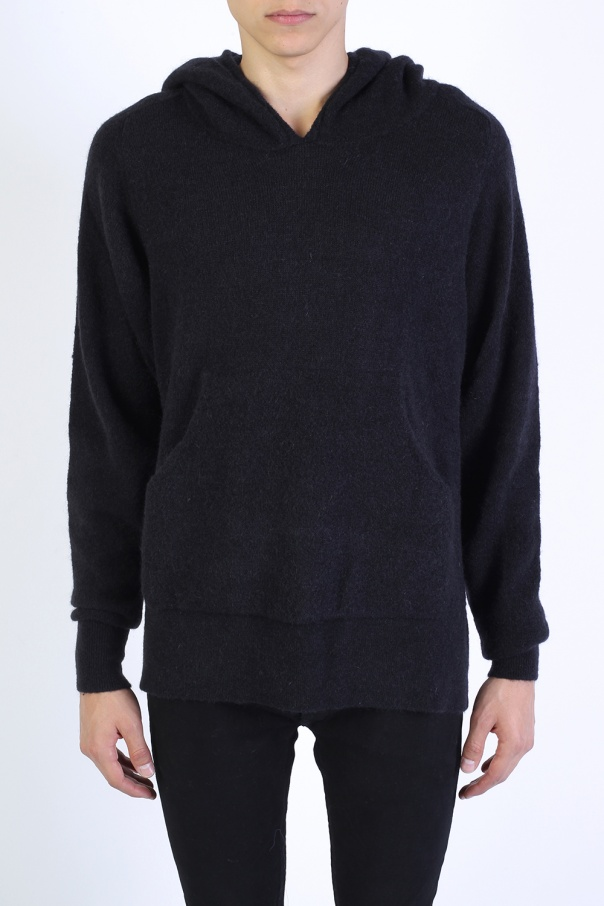 hooded sweater haider ackermann vitkac shop online. Black Bedroom Furniture Sets. Home Design Ideas