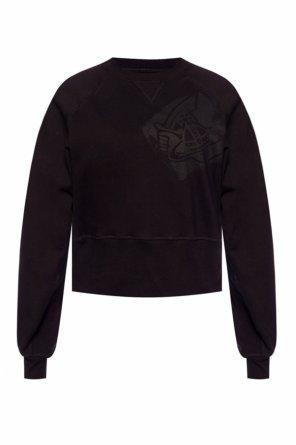 Bluza z nadrukiem z logo od Vivienne Westwood