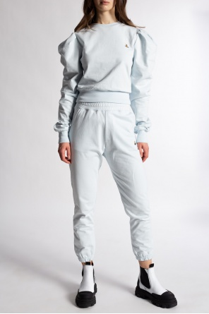 Sweatshirt with logo od Vivienne Westwood