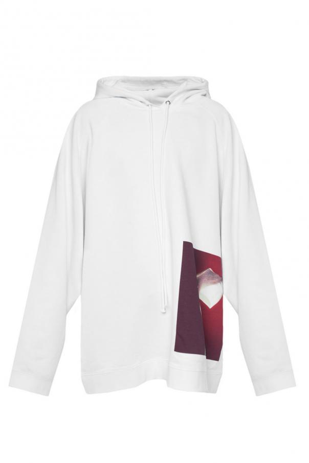 de3e842284b Oversize hooded sweatshirt Raf Simons - Vitkac shop online