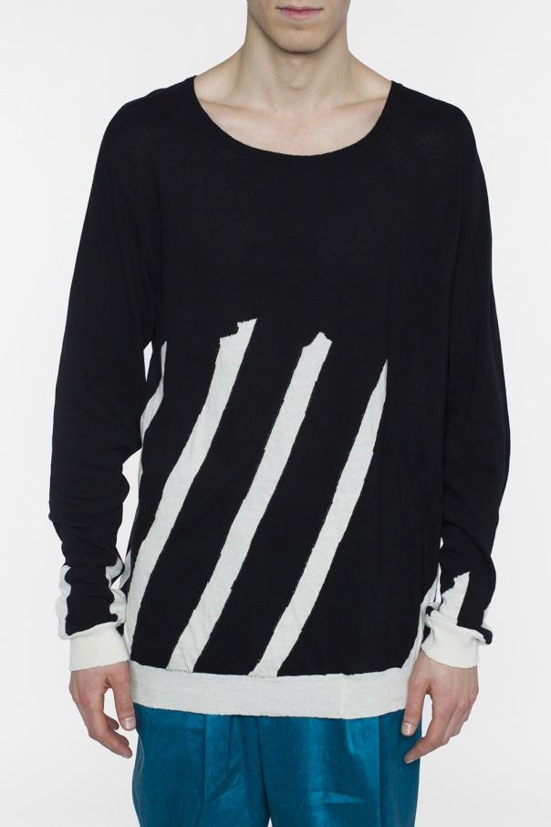 crewneck sweater haider ackermann vitkac shop online. Black Bedroom Furniture Sets. Home Design Ideas