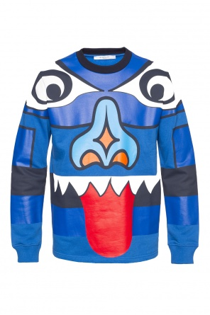 Printed sweatshirt od Givenchy