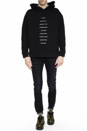 Hooded sweatshirt od Raf Simons