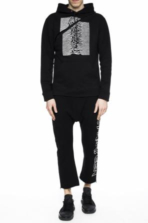 Cut-out sweatshirt od Raf Simons