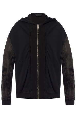 Hooded sweatshirt od Haider Ackermann