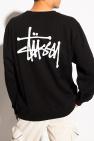 Stussy Logo-printed sweatshirt