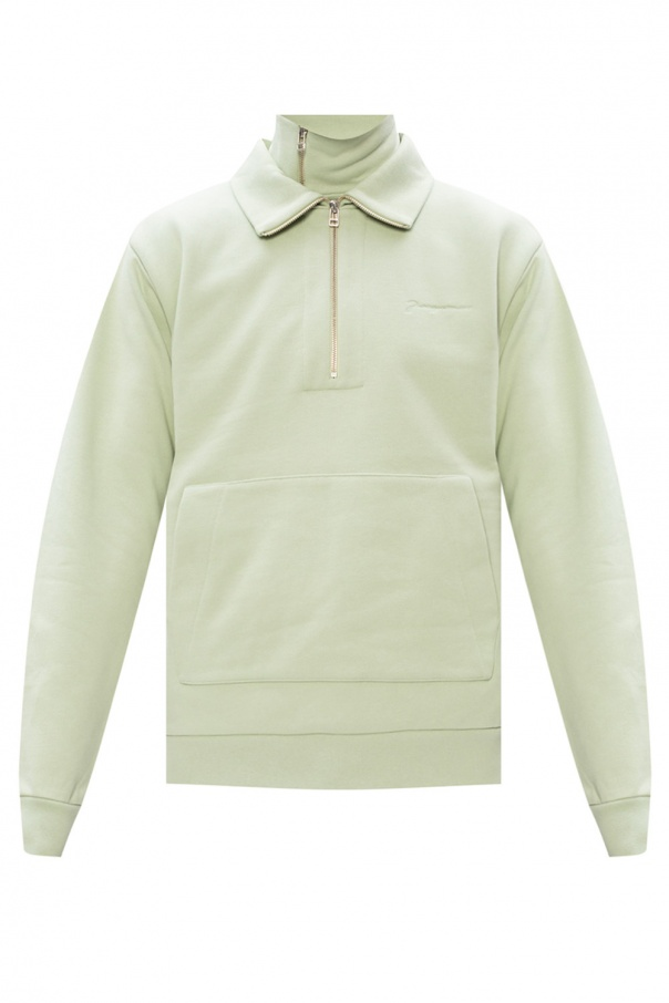 Jacquemus Logo-embroidered sweatshirt