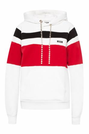 Hooded sweatshirt od MSGM