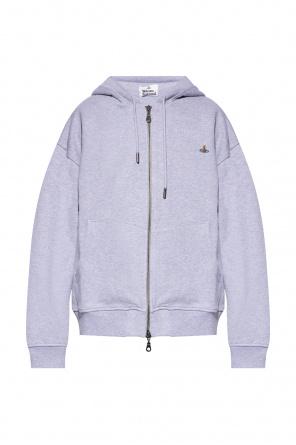 Logo hoodie od Vivienne Westwood