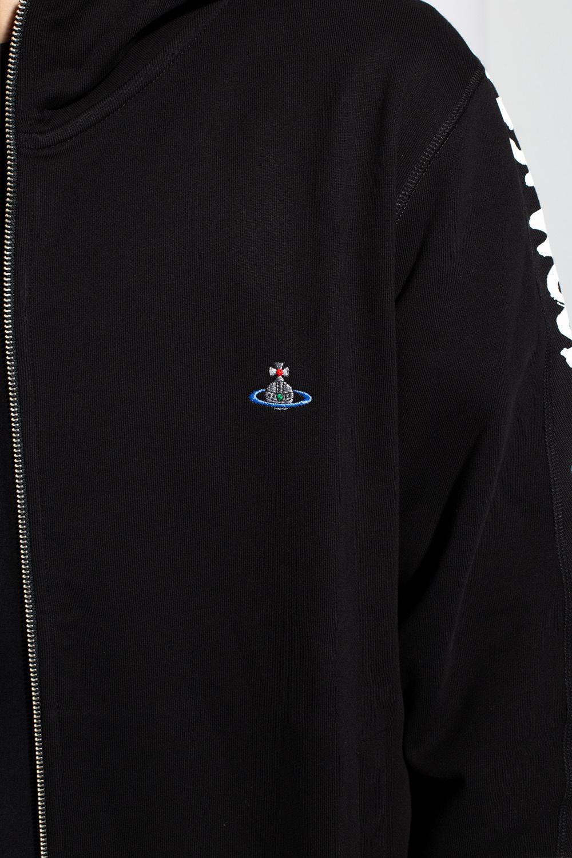Vivienne Westwood Zip-up hoodie