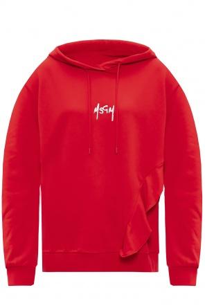 Branded hoodie od MSGM