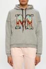 M Missoni Logo-embroidered hoodie