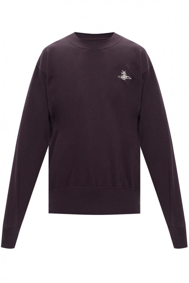 Vivienne Westwood Patched sweatshirt