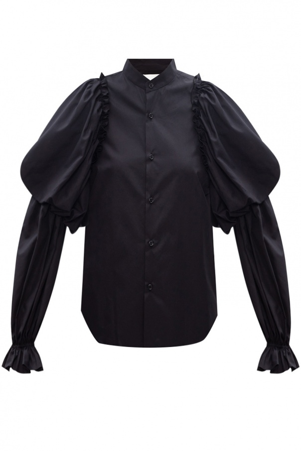 Comme des Garcons Ninomiya Shirt with decorative sleeves