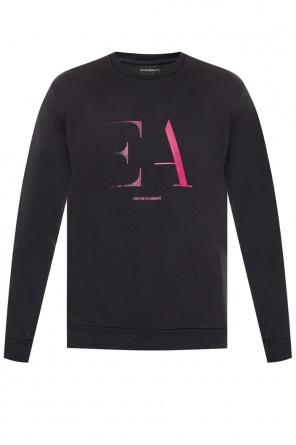 Logo sweatshirt od Emporio Armani