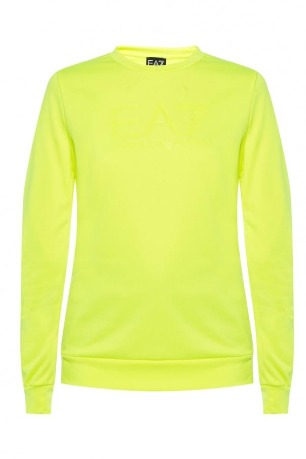 d2a94ba6099 Sweatshirt with logo applique EA7 Emporio Armani - Vitkac shop online
