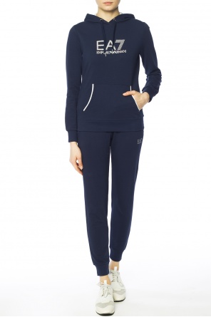 Sweatshirt and sweatpants set od EA7 Emporio Armani