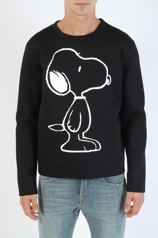 86e6c68f2a78a1 Printed Snoopy sweatshirt Gucci - Vitkac shop online