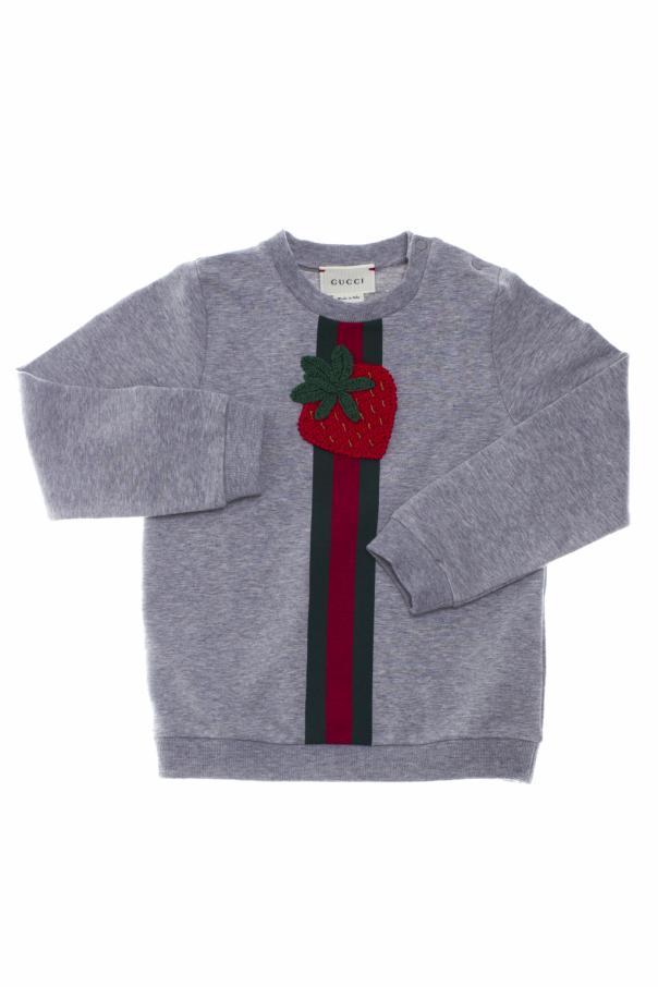 1024ad2e3cb Applique Sweatshirt Gucci Kids - Vitkac shop online