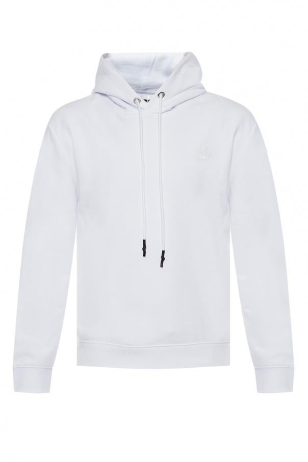 MCQ Swallow motif hoodie