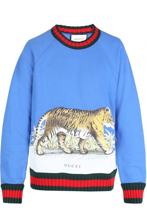 d334c0b0bf2 Printed sweatshirt Gucci - Vitkac shop online