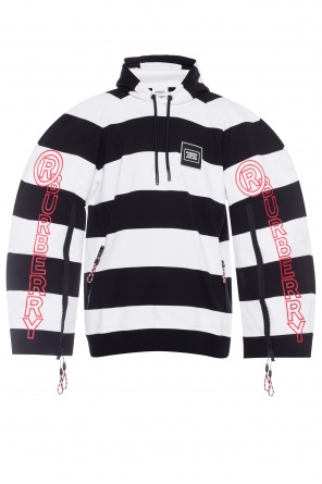 Striped hoodie od Burberry