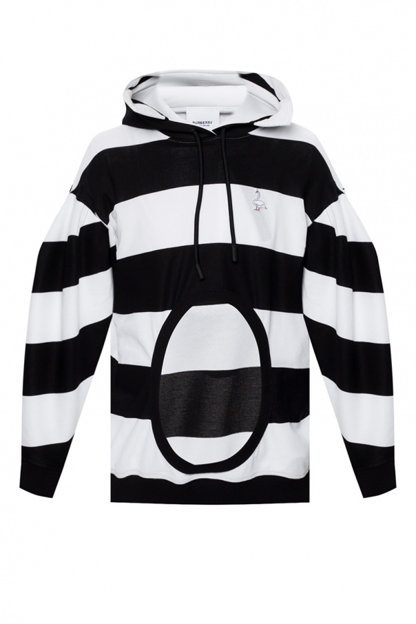 Burberry Sweatshirt with cut-out