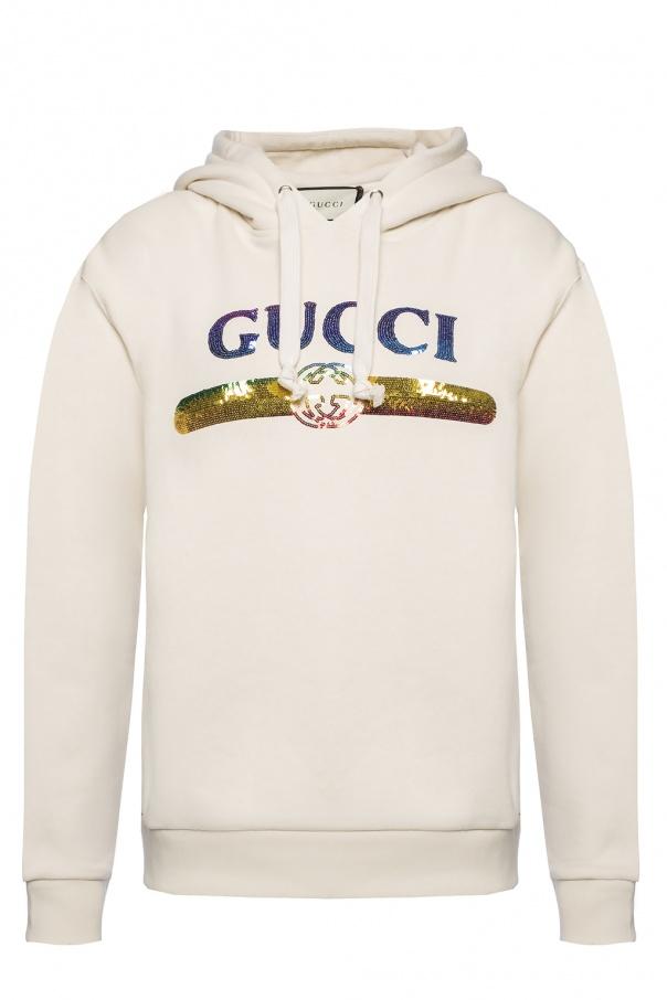00893884abf11 Bluza dresowa z kapturem Gucci - sklep internetowy Vitkac