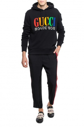 Hooded sweatshirt od Gucci