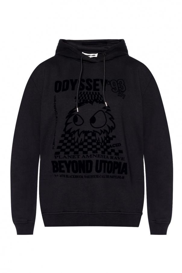 679e02a1 Hooded sweatshirt McQ Alexander McQueen - Vitkac shop online