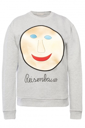 Embroidered sweatshirt od Christopher Kane