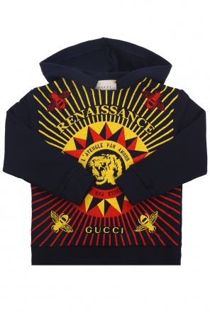 Printed sweatshirt od Gucci Kids