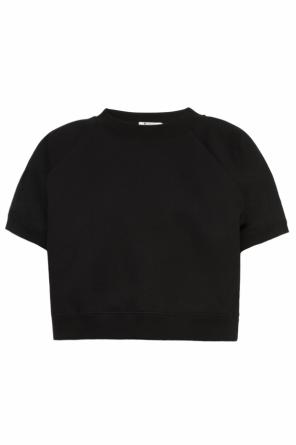 Short sleeve sweatshirt od T by Alexander Wang