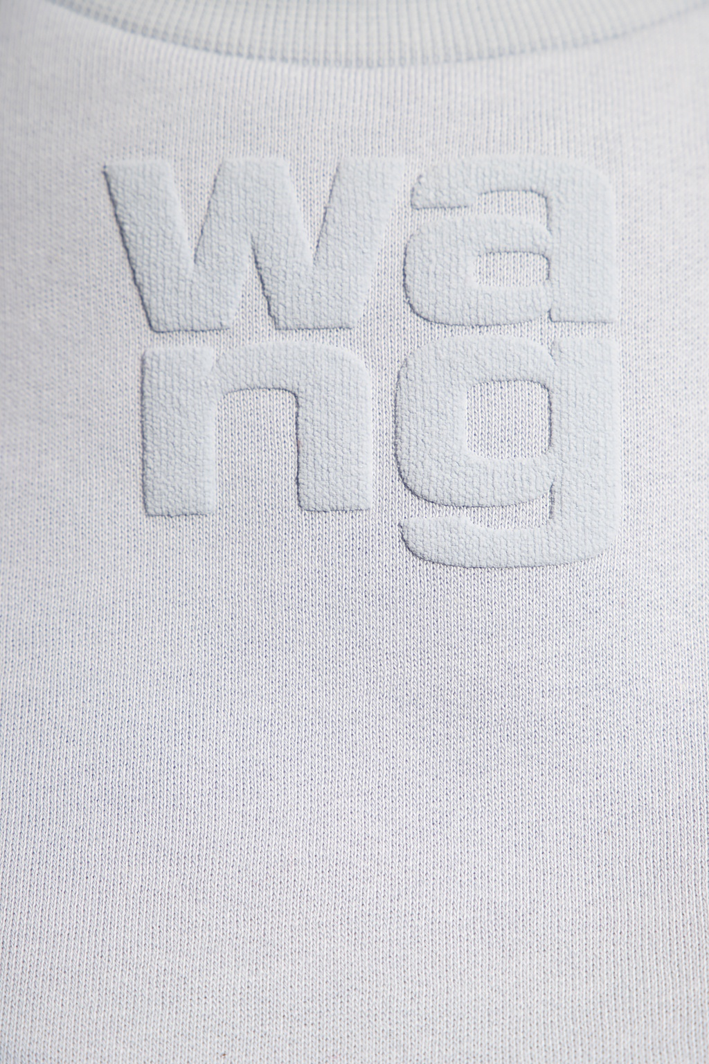 T by Alexander Wang Sweatshirt with logo