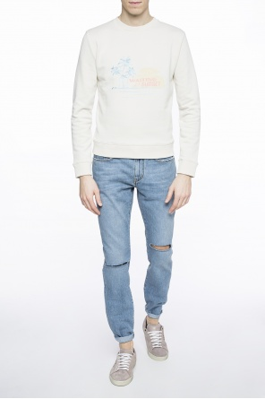Crewneck sweatshirt od Saint Laurent