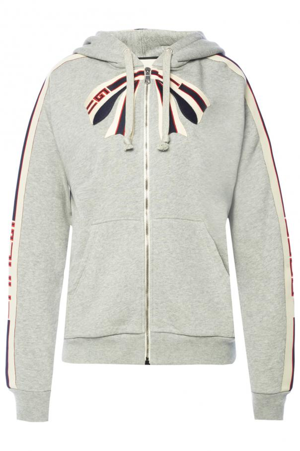 1254899716a Bow-shaped sweatshirt Gucci - Vitkac shop online
