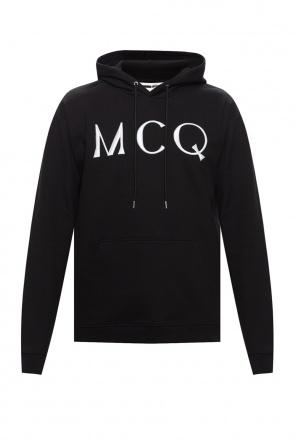 Sweatshirt with logo od McQ Alexander McQueen