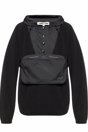 Logo-patched hoodie od McQ Alexander McQueen