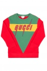 Branded sweatshirt od Gucci Kids