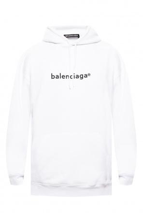 品牌连帽运动衫 od Balenciaga