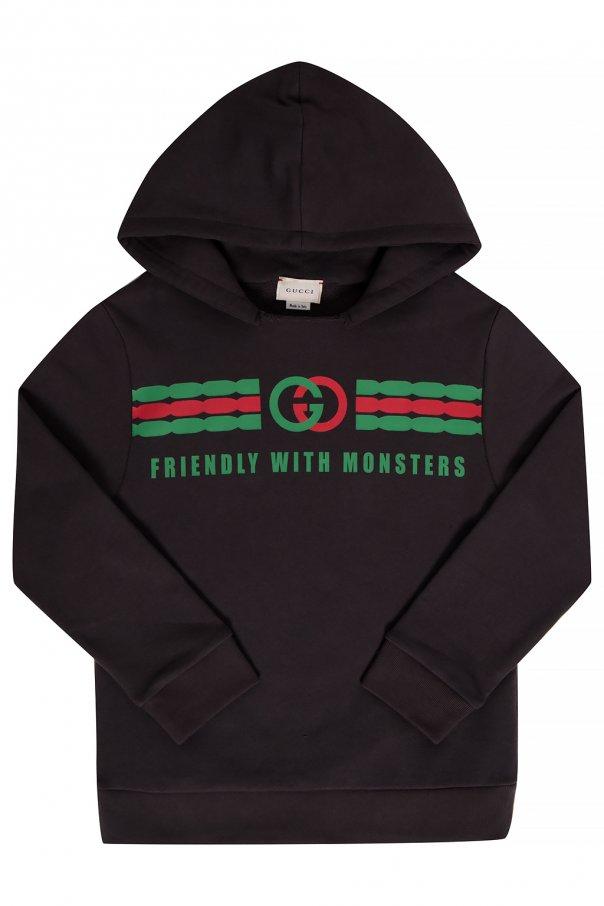 Gucci Kids Printed sweatshirt