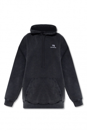 Oversize hoodie od Balenciaga