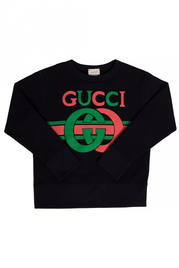 Gucci Kids Printed sweatshirt