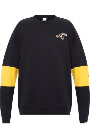 Printed sweatshirt od Puma