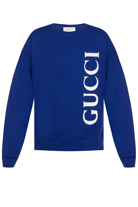 Gucci Logo-printed sweatshirt