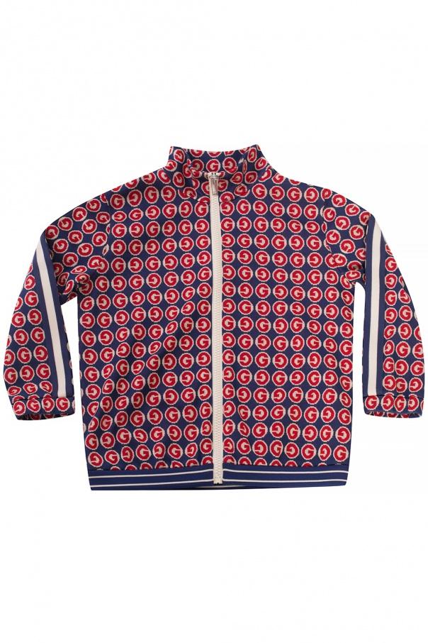 Gucci Kids Monogram sweatshirt