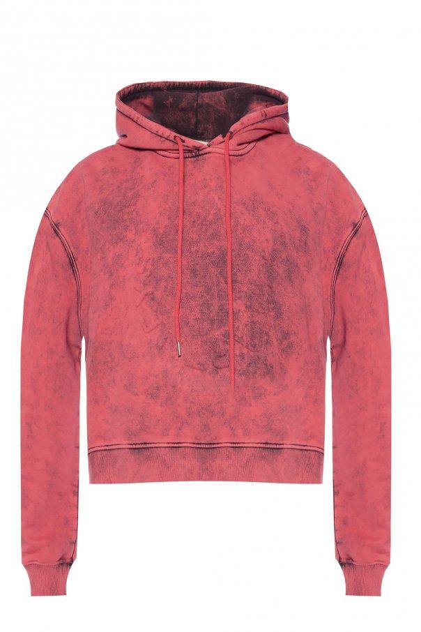 Stella McCartney Sweatshirt with worn effect